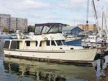 1988 Custom Wray Brown 46 Europa Trawler