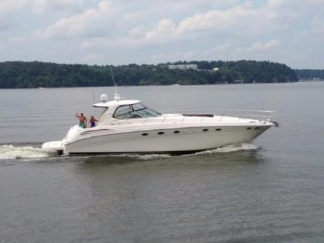 2001 Searay 51 Sundancer