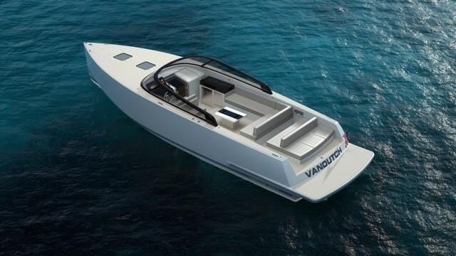 2019 VanDutch 40 Superyacht Edition Power Boat For Sale - www