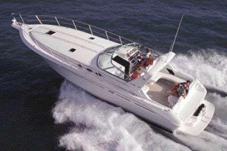 1993 Sea Ray 400 Express Cruiser