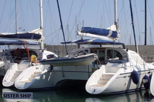 2000 Alliaura Marine Privilege 465