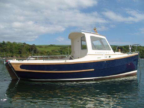 2015 Cornish Crabbers Clam 19 Wheelhouse