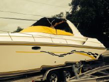 2005 Fountain 38 Express Cruiser
