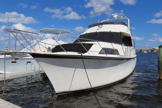 1989 Ocean Yachts Aft Cabin Motor Yacht