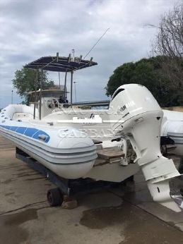 2012 Italboats Stingher 800