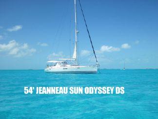 2008 Jeanneau Sun Odyssey 54 DS
