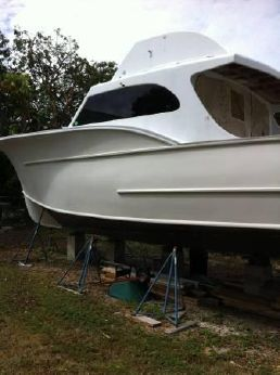 1988 Custom Carolina 48