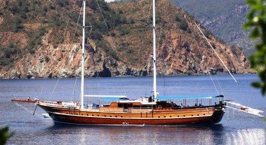 1995 Koseoglu Boatworks Schooner