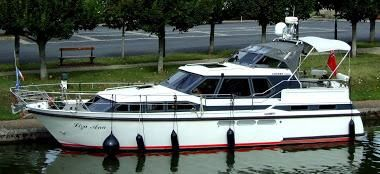 1997 Linssen 412SCX Dutch Steel Cruiser