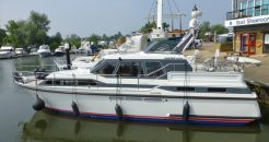 1996 Linssen 412SCX Dutch Steel Cruiser