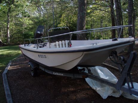 1994 Blue Fin 14FT UTILITY FISH