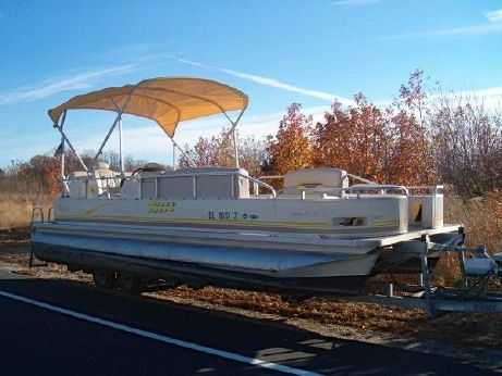 2005 Tahoe Pontoon Vista - 22'