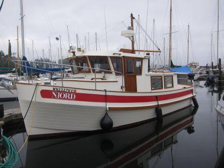 1982 Sundowner Tug Trawler