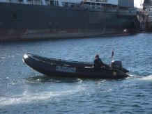 2009 Zodiac Inflatable Mk5HD