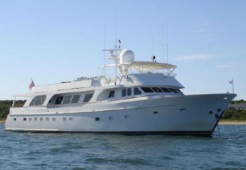 1977 Poole Chaffee LONG RANGE DISPLACEMENT M/Y 32m
