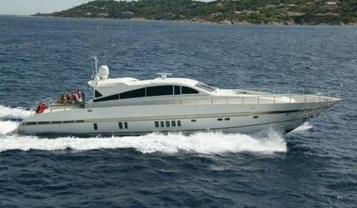 2009 Cantiere Navale Arno Leopard 27