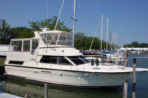 Hatteras 40 motor yacht boats for sale yachtworld for Hatteras motor yacht for sale
