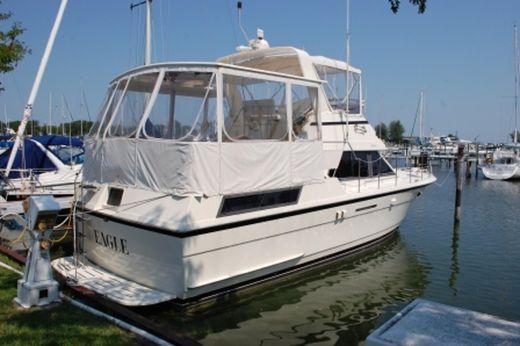 1987 Hatteras 40 Motor Yacht