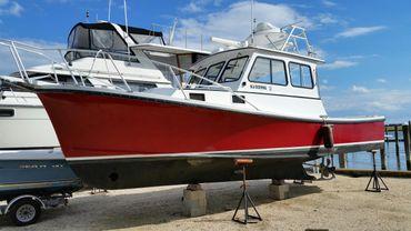 1998 Eastern Boats Inc. 31 J C Casco Bay / SP
