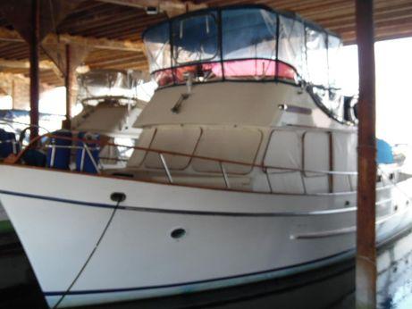 1987 Defever 41 Trawler