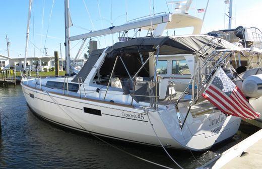 2017 Beneteau America Oceanis 45