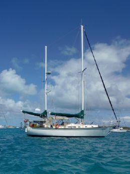 1984 Whitby 42 Cutter Ketch