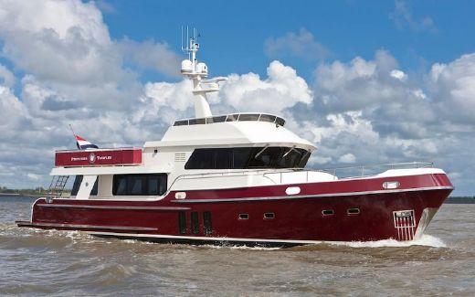2013 Trawler 65