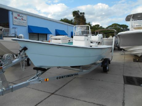 2017 Stumpnocker 174 Skiff CC