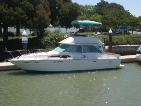 1985 Sea Ray Sport Fisher