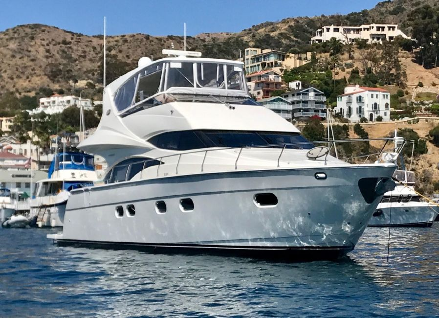 Marquis 59 Pilothouse Yacht for sale in Marina Del Rey