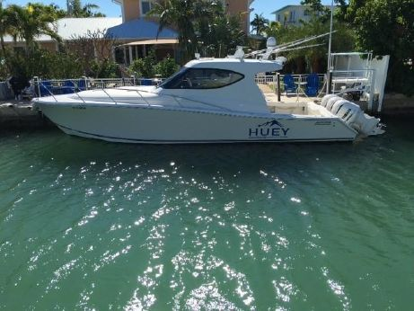 2014 Jupiter 41 Sport Bridge