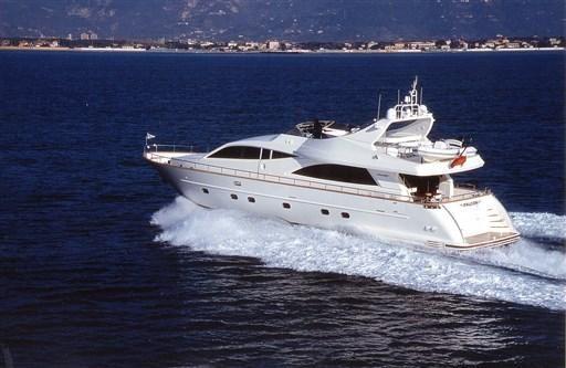 2002 Falcon Yachts Falcon 80
