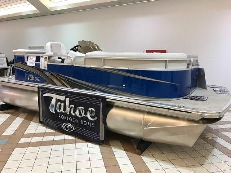 2017 Tahoe Pontoon 1985 GT CR2