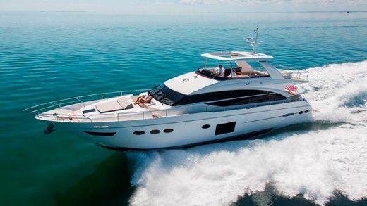 2017 Princess American Edition 82 Motor Yacht