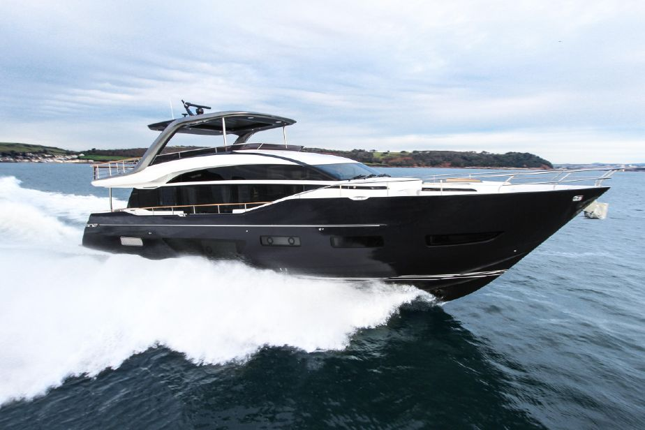 2020 Princess 85 Motor Yacht Power Boat For Sale Www Yachtworld Com