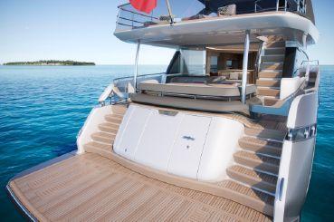 thumbnail photo 1: 2020 Princess 85 Motor Yacht