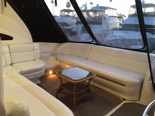 2000 Sea Ray luxury yacht for sale in California