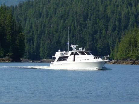 1991 Canoe Cove 46 Pilothouse