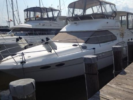 1998 Sea Ray 37 Aft Cabin Sundeck