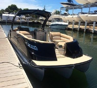 2014 Harris Flotebote 250 Crowne