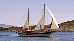 1992 Custom Line Gulet-Ketch