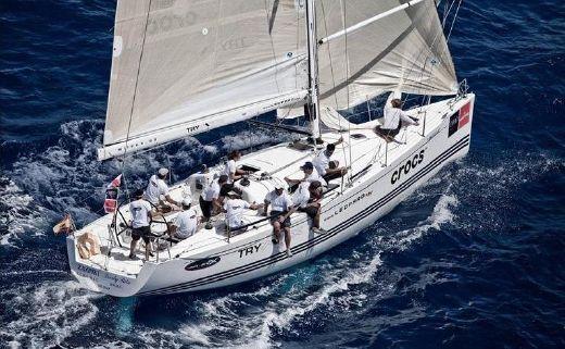 2016 X-Yachts X-41