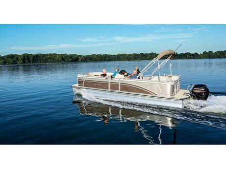 2017 Harris Flotebote Sunliner 200