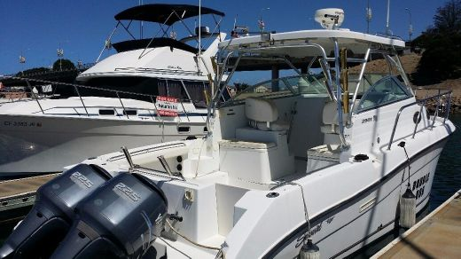 2005 Seaswirl Striper 2901