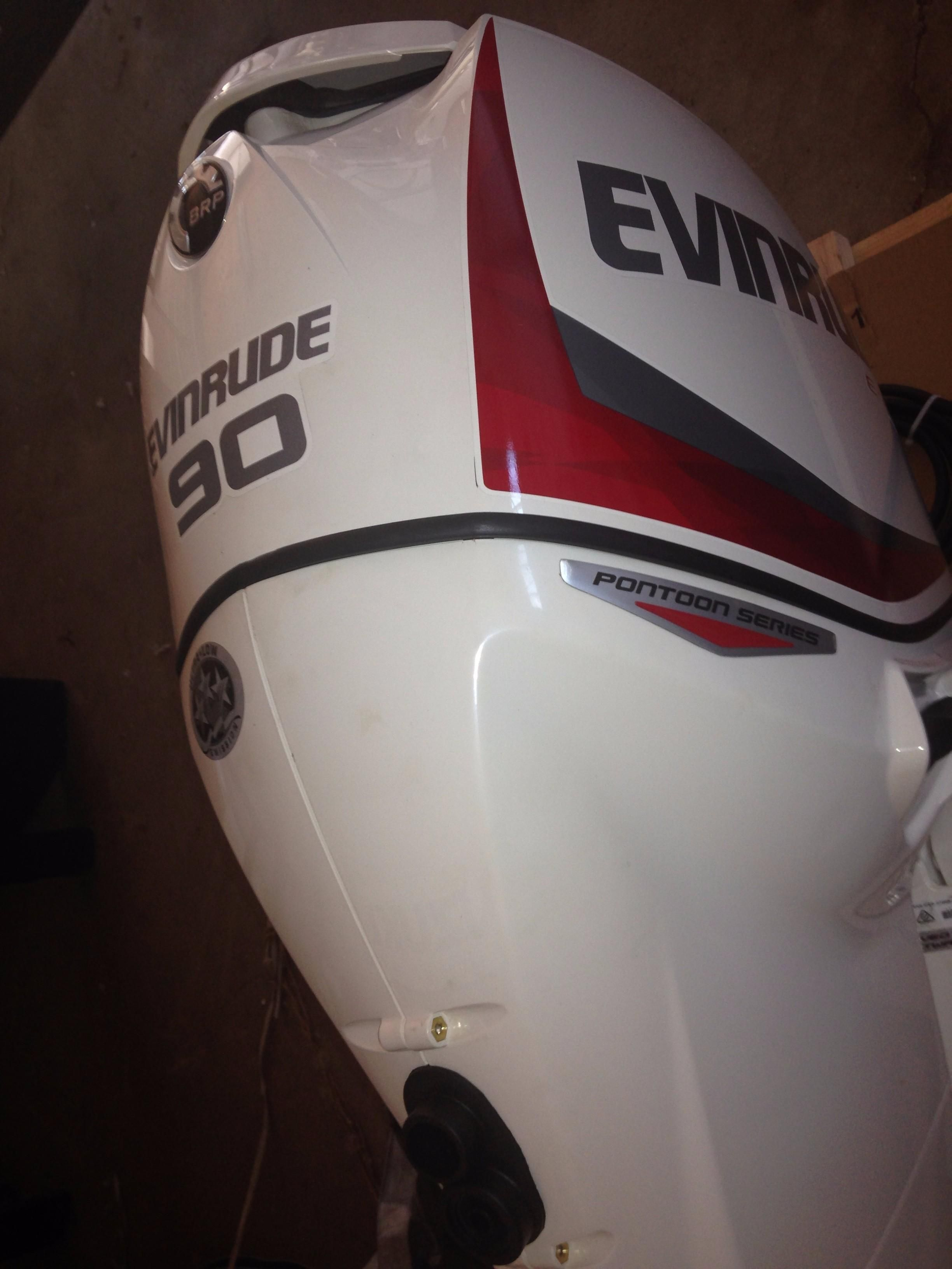 2017 Evinrude E-TEC 90HP Power New and Used Boats for