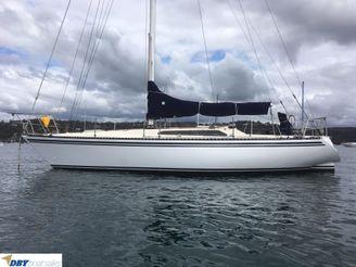 1980 Yacht Club 35