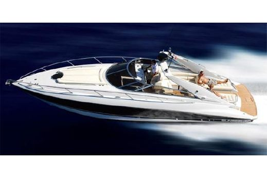 2009 Sunseeker Superhawk 43