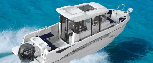 2018 Beneteau Barracuda 7