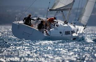 2008 Hanse Yachts Hanse 370e