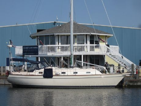 2001 Island Packet 380